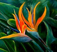 Bird of Paradise by Charlene Biesele