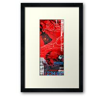 Price Check Framed Print