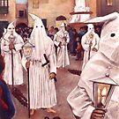 Good Friday Procession in Malta by Joseph Barbara