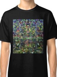 Trip-O-Vision Online Gallery Design 11: Cyber Cubes Classic T-Shirt