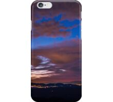 Panoramic Sunset iPhone Case/Skin