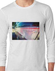 Retro Car #1 Long Sleeve T-Shirt