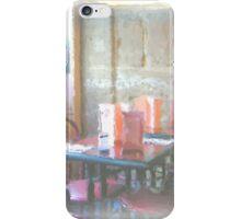 Creperie a Paris iPhone Case/Skin