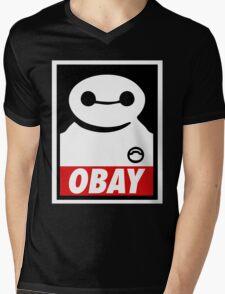 """OBAY"" - BAYMAX X OBEY T-Shirt"