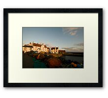 Pittenweem Framed Print