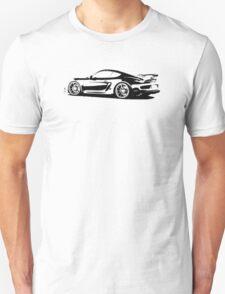 Porsche Cayman GT4 2016 T-Shirt