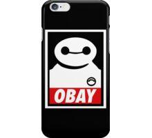 """OBAY"" - BAYMAX X OBEY iPhone Case/Skin"