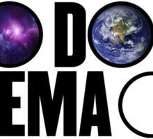 Two Door Cinema Club Perspective Sticker