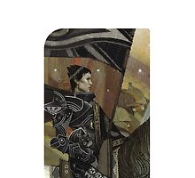 Dragon Age Tarot Card Optimized - Cassandra by packmama