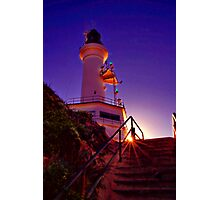 """Stairway to the Light"" Photographic Print"
