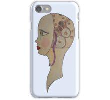 Clockwork Girl iPhone Case/Skin