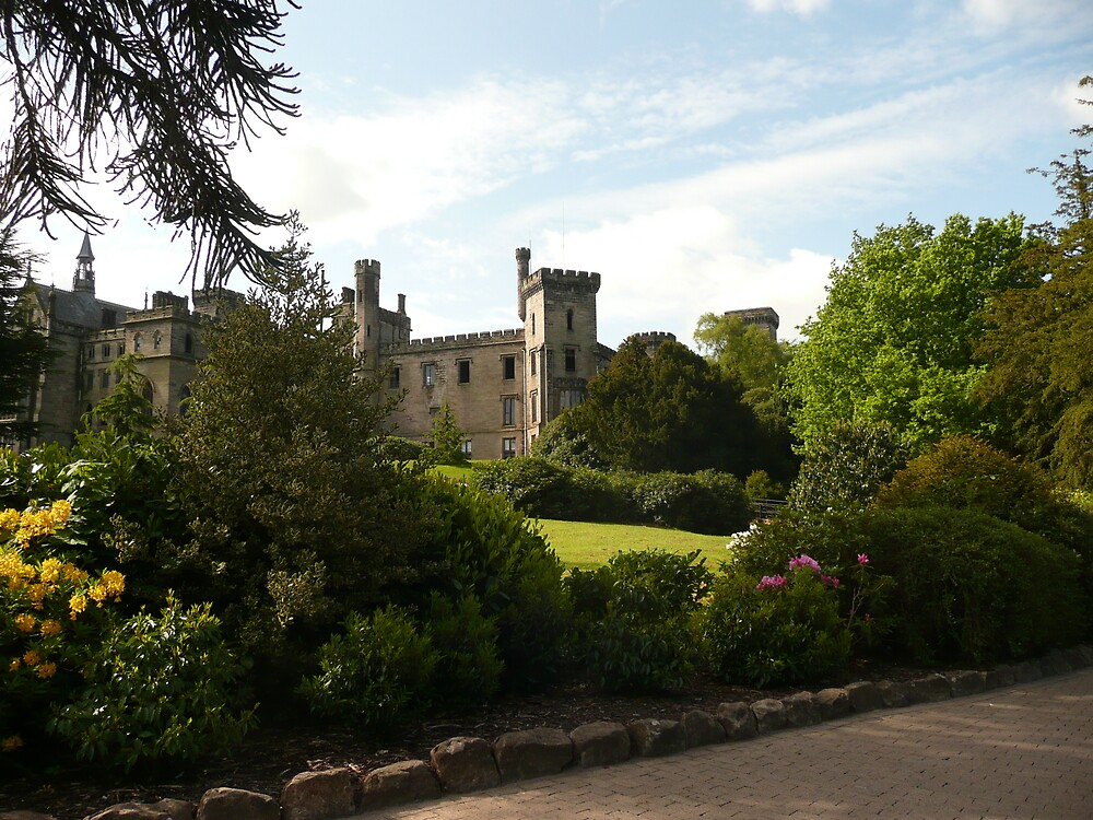 Alton Towers by qwerty123104