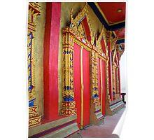Temple Doors Poster