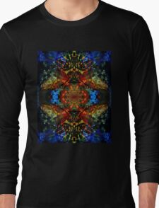 Trip-O-Vision Online Gallery Design 13: Void Star Long Sleeve T-Shirt