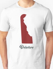 Delaware - States of the Union T-Shirt