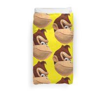Donkey Kong - Triangulation Vector Duvet Cover