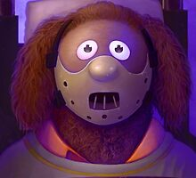 Muppet Maniac - Rowlf Lecter by GrimbyBECK