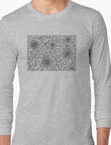 Joorr - snake / Back in black Long Sleeve T-Shirt