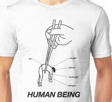 """HUMAN BEING COMPOSITION"" DESIGN Unisex T-Shirt"