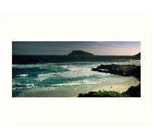 south-west coast of Western Australia Art Print