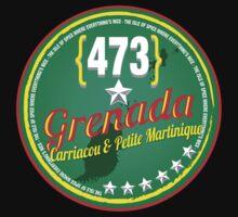 Grenada, Carriacou, & Petite Martinique by Red82Creative