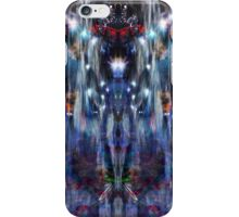 Trip-O-Vision Online Gallery Design 16: Electric Forces iPhone Case/Skin