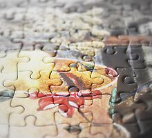 Life is Just a Piece of a Puzzle by Karen Martin