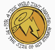 True Hero by teejayseadub
