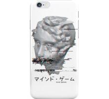 mind games iPhone Case/Skin