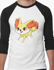 Pokemon Fennekin Men's Baseball ¾ T-Shirt