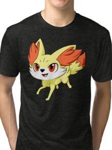 Pokemon Fennekin Tri-blend T-Shirt