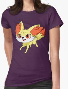 Pokemon Fennekin Womens Fitted T-Shirt