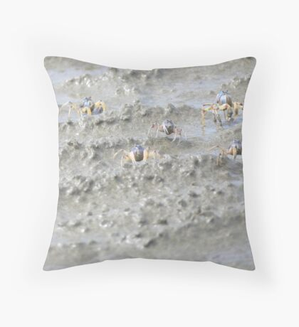 COME ON . Throw Pillow