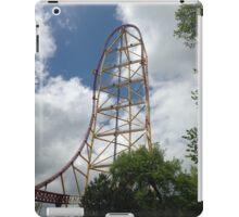 Top Thrill Dragster - Cedar Point iPad Case/Skin