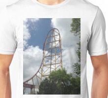 Top Thrill Dragster - Cedar Point Unisex T-Shirt