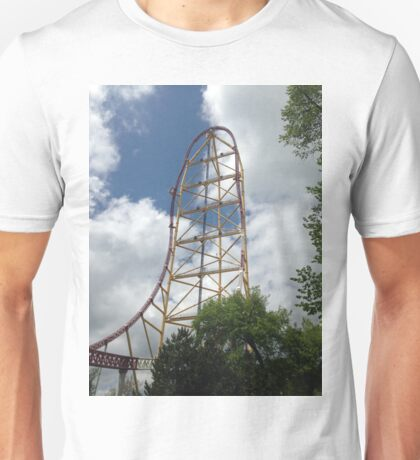 Top Thrill Dragster - Cedar Point Unisex T-Shirt