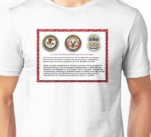Domain seized by the US Department of Justice T-Shirt