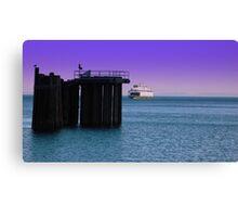 Ferry Crossing ~ Port Townsend, Washington ~ Canvas Print