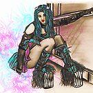 GothGirl by bajidoo