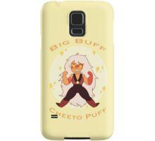 Big Buff Cheeto Puff - Jasper, Steven Universe Samsung Galaxy Case/Skin