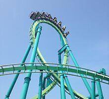 Raptor - Cedar Point by shlew210