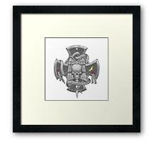 Crux Terminatus  Framed Print