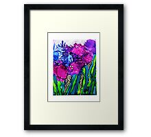 Buttons and Bows Framed Print
