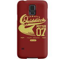 Potter Quidditch 07 Samsung Galaxy Case/Skin