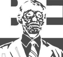 OBEY in Gray Sticker