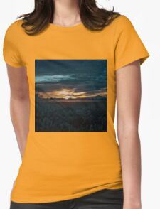 Sunrise Art - Blue Hour Unhurried T-Shirt