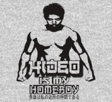 Hideo Is My Homeboy by QBoogie