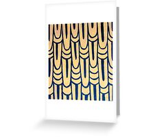 Feathering Greeting Card