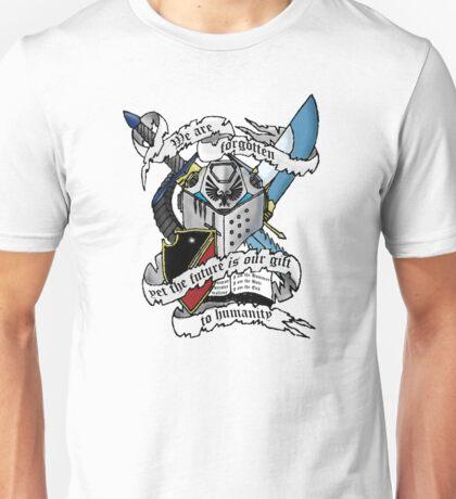 Grey Knights 7th Brotherhood  Unisex T-Shirt