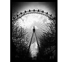 Eye Of London Photographic Print